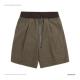 Islander Tide Shop PSO Brand 19SS Tooling thun Summer Drawopes Foundation Loose Wild Five-points Short - Quần short