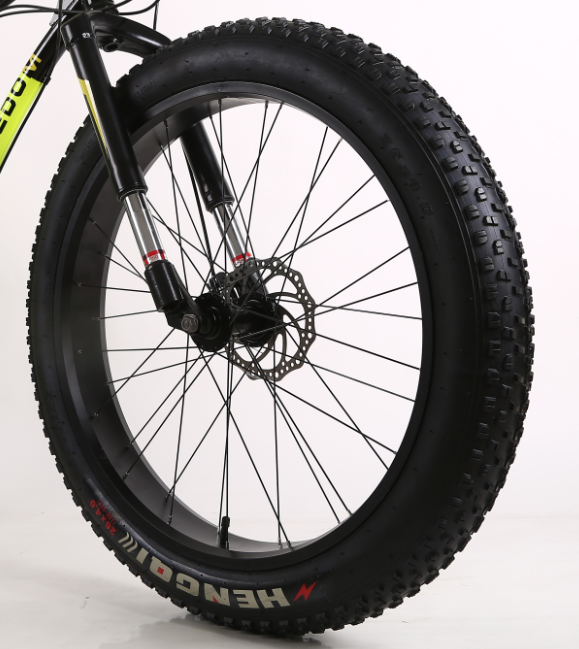 26 inch 20 inch 16 large wheel thick extra wide tire Snow Beach ...