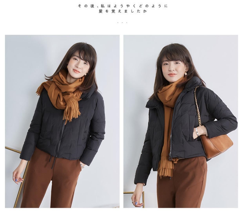 高仿巴宝莉Burberry2017新款韩版冬季外套时尚加厚面包服GDX495 第23张