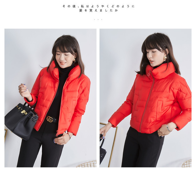 高仿巴宝莉Burberry2017新款韩版冬季外套时尚加厚面包服GDX495 第28张