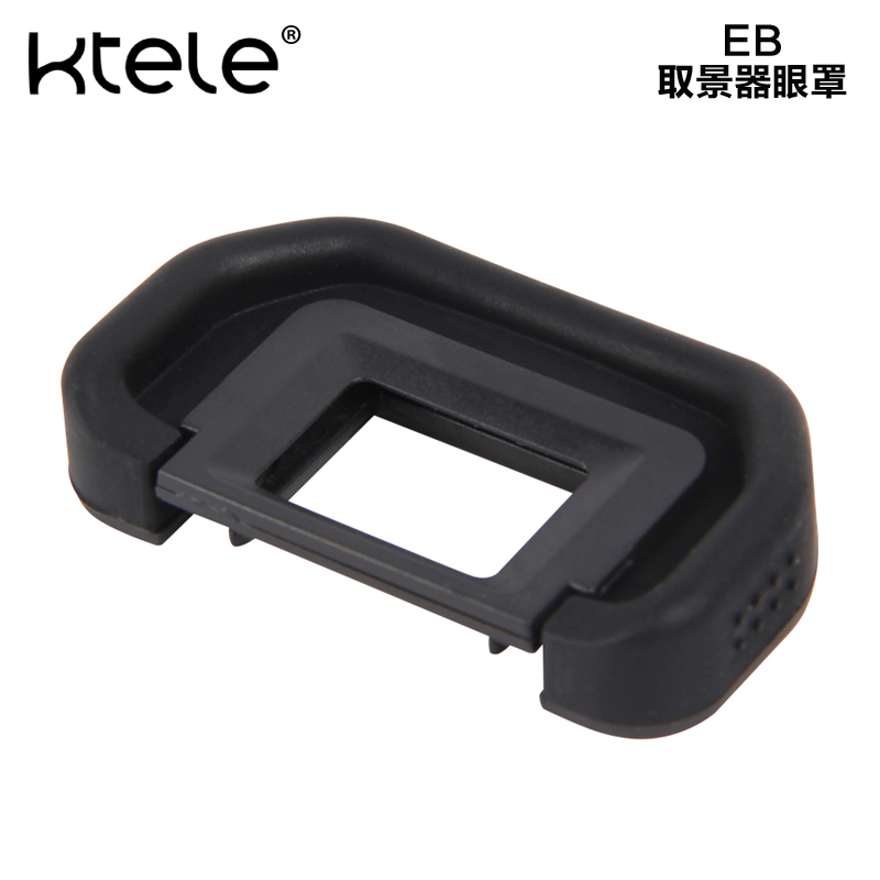 Ktele Canon EB Eye Mask is suitable for soft rubber parts of eyepiece  protective cover of 20D 30D 40D 50D 60D 70D 80D 6D 6D 2D 5D 5D 2SLR camera