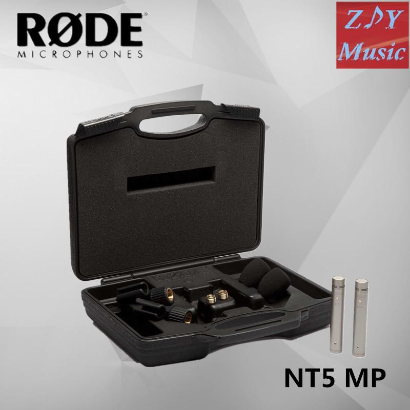 RODE Rhodes NT5 MP micrô ghi âm màng nhỏ (cặp) - Nhạc cụ MIDI / Nhạc kỹ thuật số