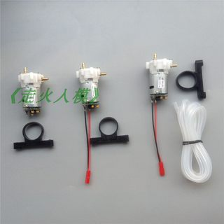 360 injection water pump 3V-6V mini gear pump water pump self-suction pump DIY hydraulic toys are inversion