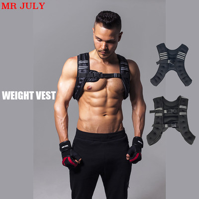 Weight-bearing vests...