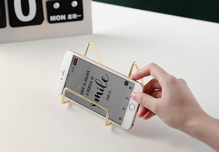 新品丨扔掉塑料片,这才是有范儿的手机架
