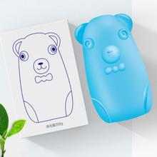 小熊蓝泡泡洁厕灵洁厕宝