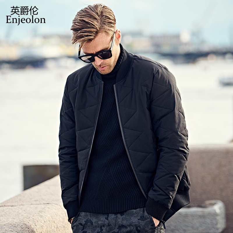 Winter new cotton clothing men's cotton clothing trend winter cotton coat thick cold warm winter clothing
