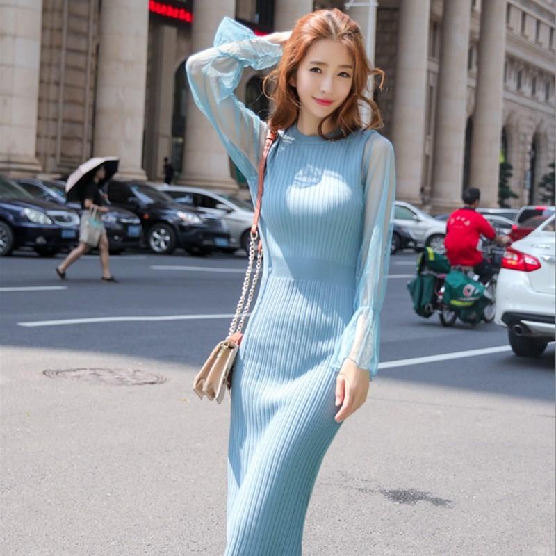 e8ba6d2f6e5 860  real time knitted dress