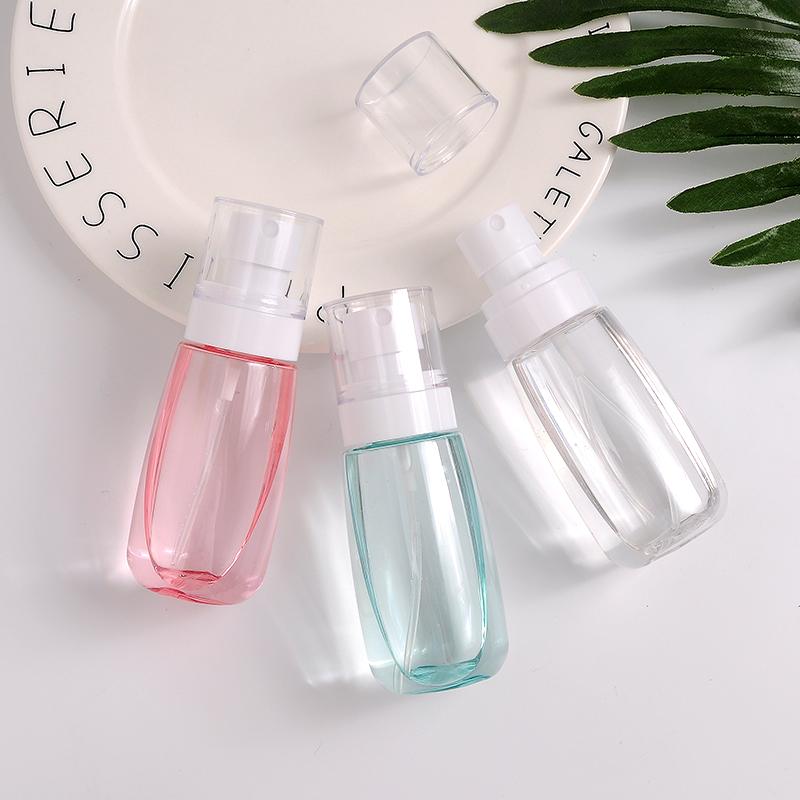 化妆品分装瓶喷雾瓶细雾超细喷瓶小喷壶爽肤水化妆水瓶按压乳液瓶