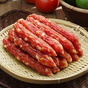 广式香肠腊肉广东腊肠特产年货腊味 主图