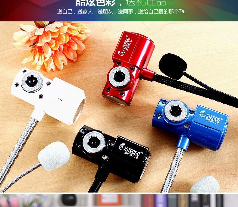 Webcam STEBOO 12 millions de pixels - Microphone intégré - Ref 2447851 Image 24