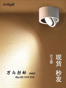Тонкий COB оспа потолок LED поверхностный монтаж прожектор домой идти галерея живая дорога свет небольшой одежда магазин бизнес конденсатор свет