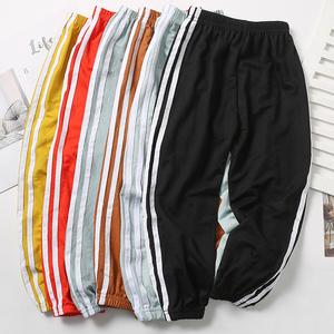 全码儿童冰丝运动薄款防蚊裤