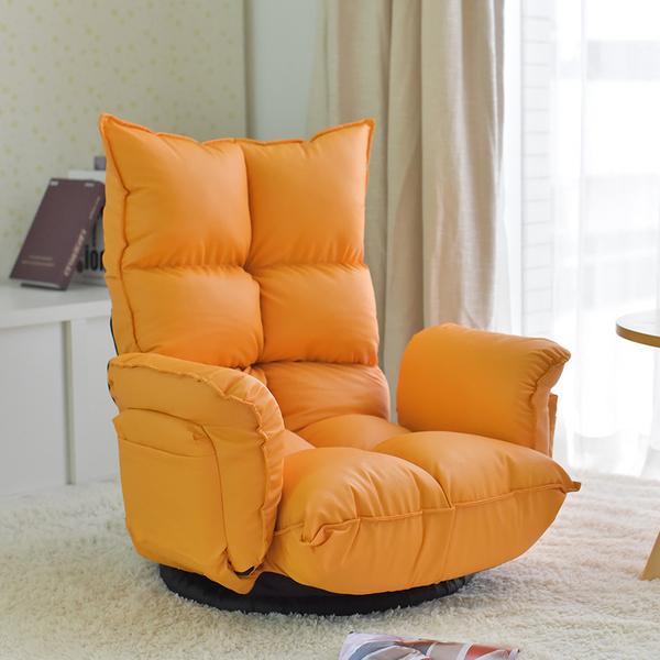 康玛仕懒人沙发单人可爱女孩创意日式榻榻米客厅折叠休闲卧室椅子
