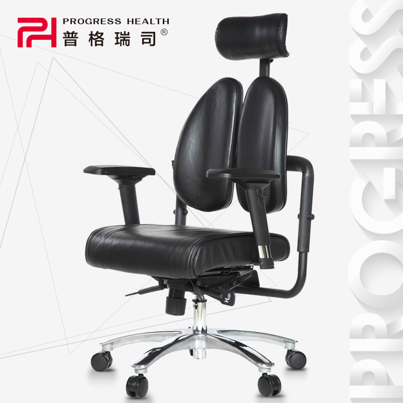secretary computer chair ergonomic chairs home pugerui president of boss chair leather chair chairs office chairs