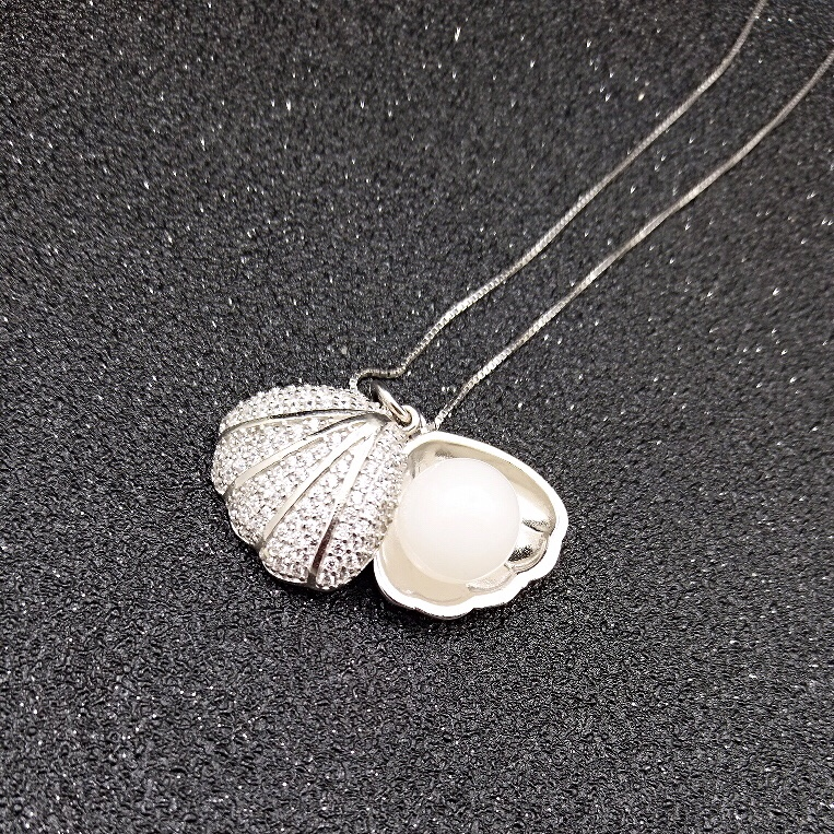 Usd 4769 sterling silver placemat necklace homemade souvenirs diy lightbox moreview lightbox moreview aloadofball Gallery