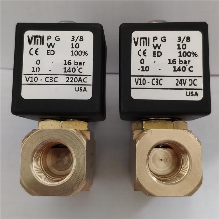 Diameter Two-way Solenoid Valve for Twin screw granulator VMI V10-C3C PG 3//8