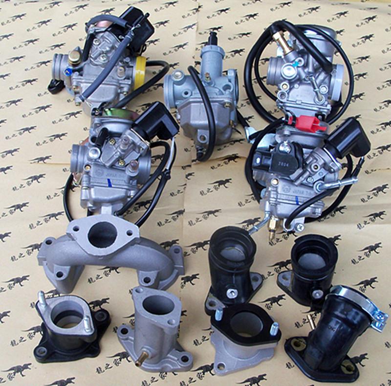 GY6-125/CG125/150/200海王星公主助力车摩托车化油器化油器接口
