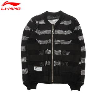 Свитеры спортивные,  Li ning женщина пускай типа вязание длинный рукав рубашка LWDL052-2, цена 851 руб