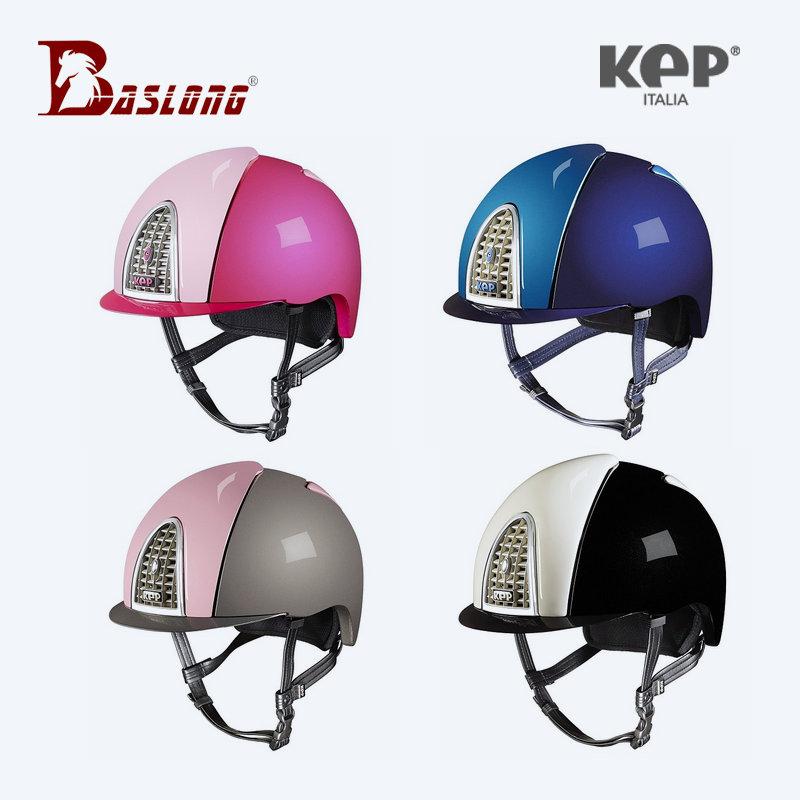 意大利KEP儿童马术安全帽进口骑马安全帽儿童马术障碍安全帽安全原装盔