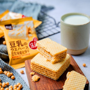 [3 yuan 19.9 yuan] soybean milk wafer