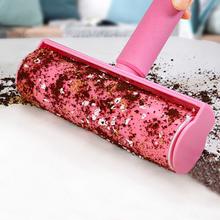 【亿加亿】带防尘罩可水洗滚筒粘毛器