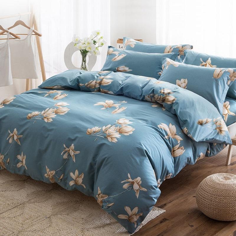 家装家纺被套单件+枕套+四件套
