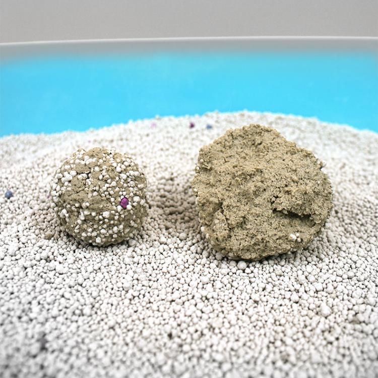 膨润土大颗粒除臭低尘猫砂