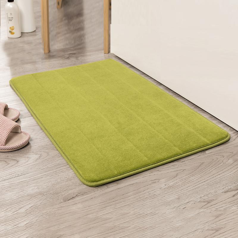 2条装!【兴宇】加厚柔软吸水居家地毯