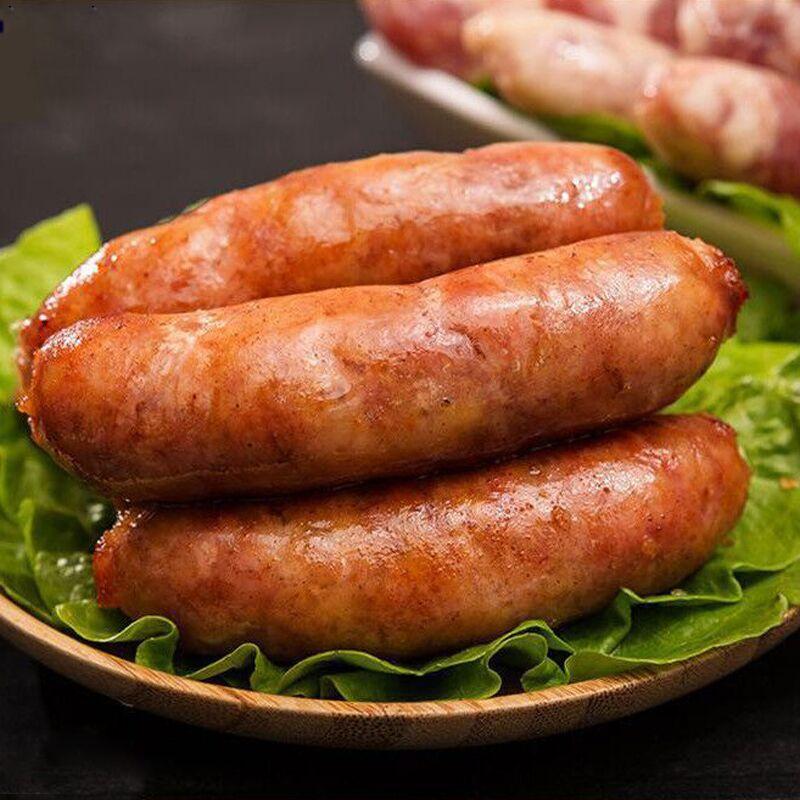 【赐酿】台湾原味脆骨烤肠10根