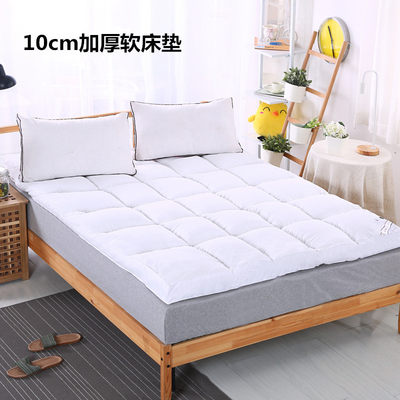 Hotel thickening roller mattress 10cm cushion by 1.2M folded tatami student dormitory bed 1.8M
