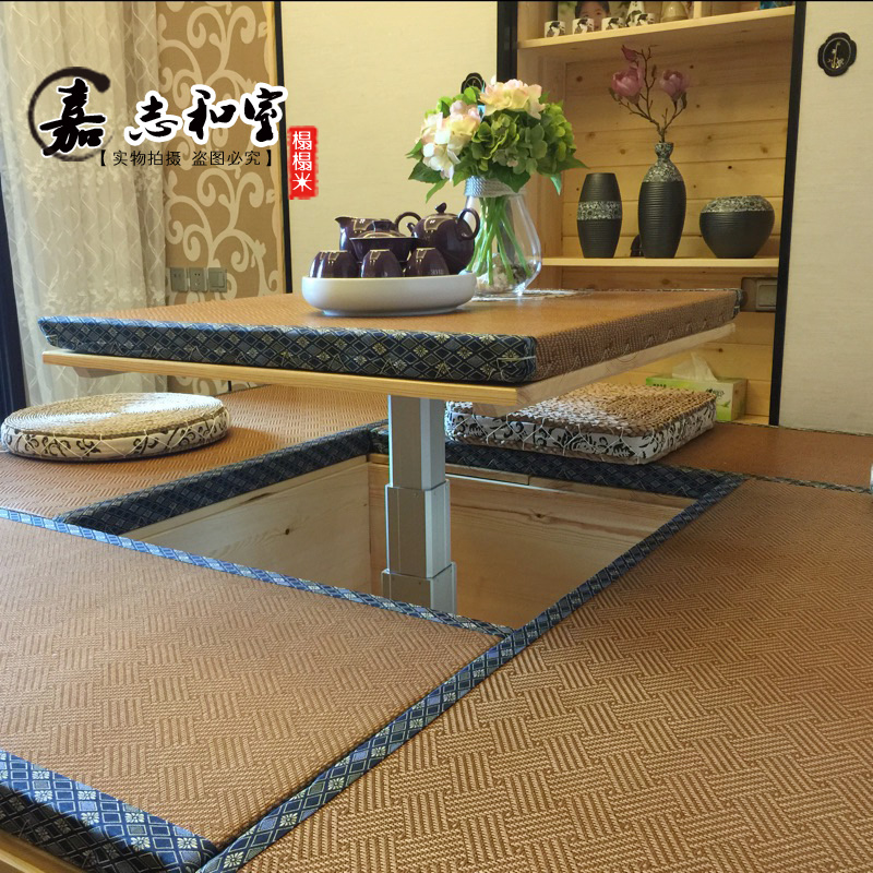 Japanese Tatami Mats Made To Order Coconut Palm Bedroom Living Room  Mattress Brown Mat