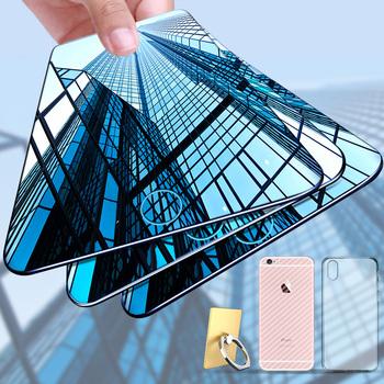 苹果7/8plus抗蓝光钢化膜全屏2片