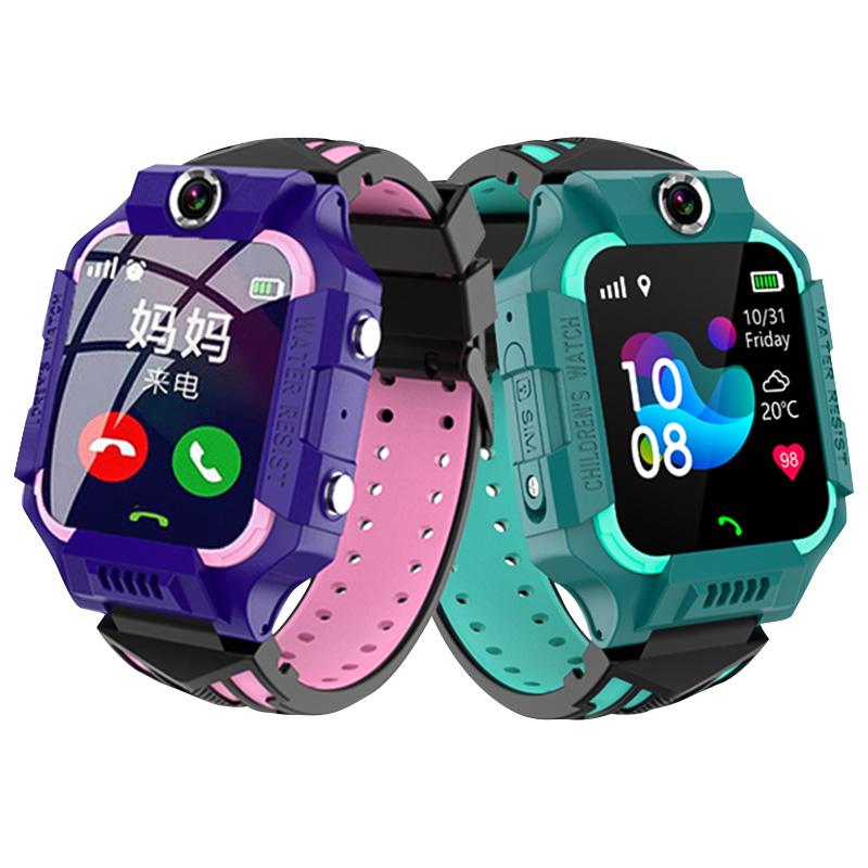高配儿童电话手表学生智能定位防水