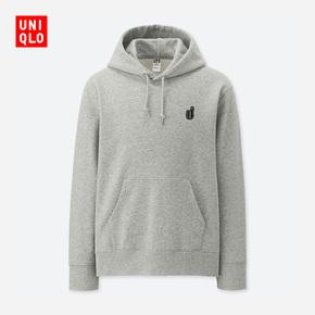 Мужской  (UT) Pieter Ceizer печать закрытый движение рубашка  416127 отлично одежда склад UNIQLO, цена 1697 руб