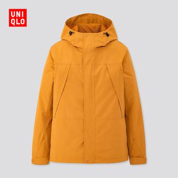 Куртки, ветровки,  Отлично одежда склад мужской / женщины восхождение пальто  425033 UNIQLO, цена 4450 руб