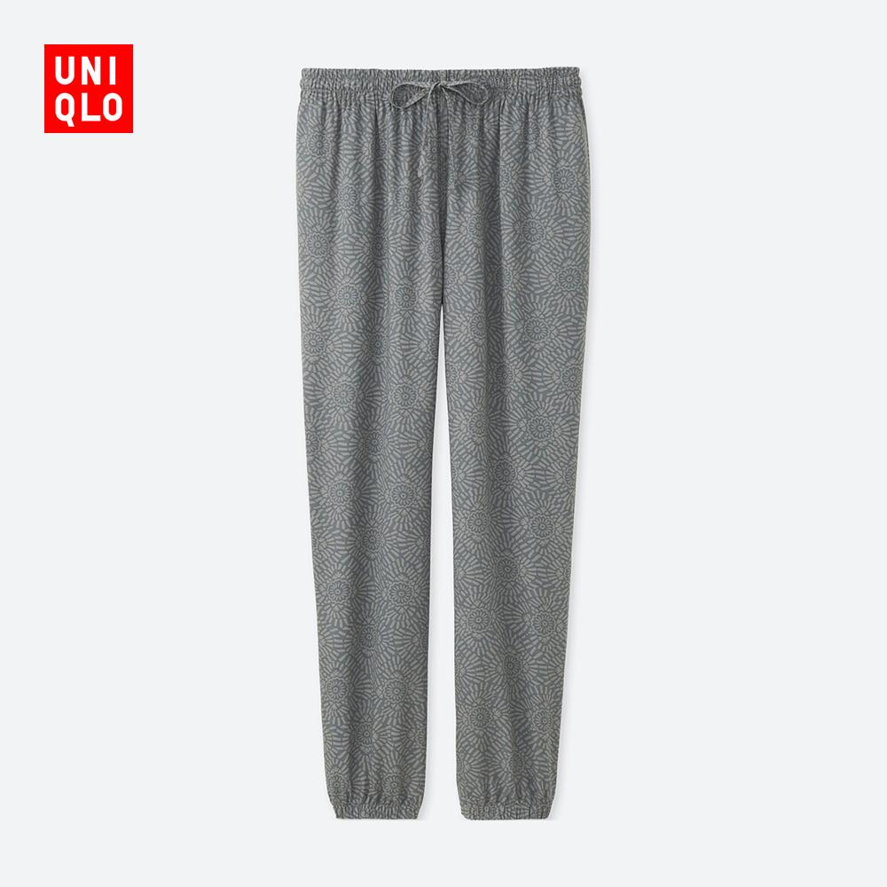 Женщины фантазия начало дом брюки 407980 отлично одежда склад UNIQLO