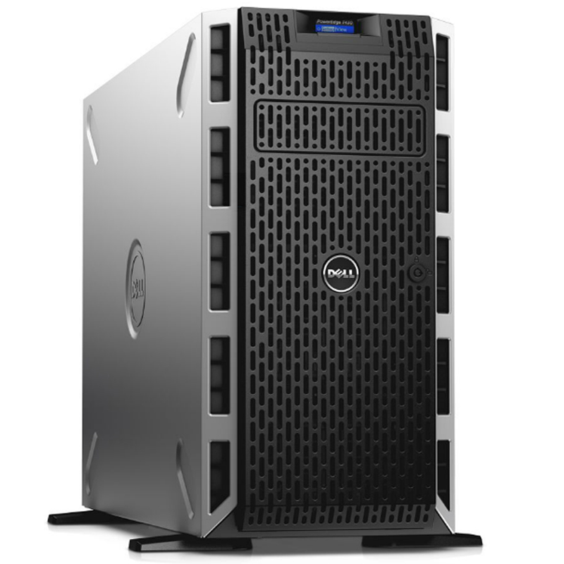 Dell Dell tower server T630 dual Xeon E5 deep learning storage database GPU  host