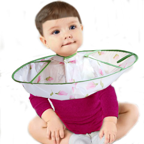 Usd 7 01 Female Baby Waterproof Hair Cut Bib Skirt Children S