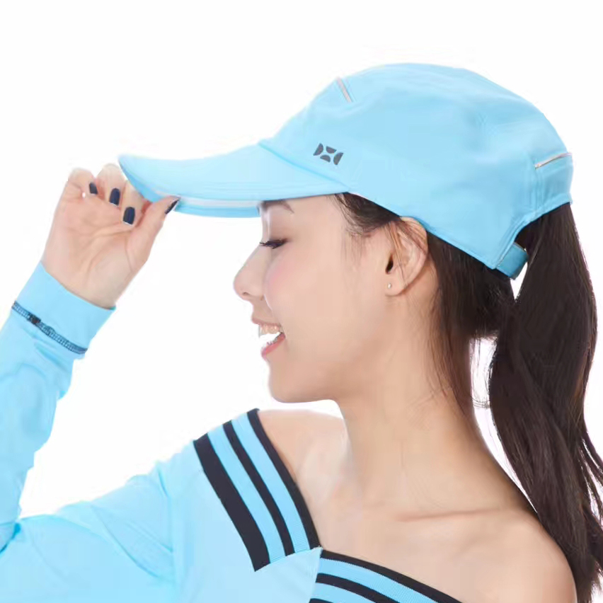 5f87d05fbb110 ... Officially authorized Taiwan after the benefit hoii sun hat for men and  women Golf baseball cap