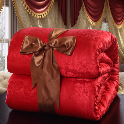 2017 свадебное постельное белье атласное жаккардовое лоскутное одеяло выпущено на 1,8 м кровати 2м кровати летом хлопок есть