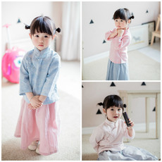 Chinese traditional outfit for children OTHER