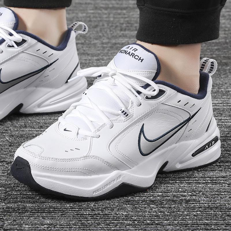 Nike 耐克 AIR MONARCH IV 男子训练鞋 415445 优惠券折后$39 两色可选 海淘转运到手约¥364