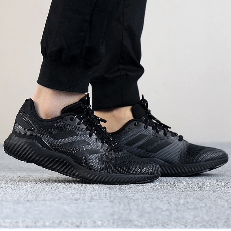 ef53eb71f4f4c ... Adidas men s shoes 2018 new Bounce small coconut running shoes mesh  casual sports shoes CQ0810
