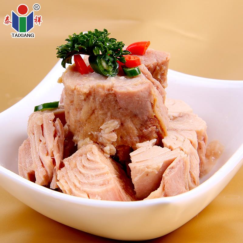 固形物含量不低于95% 泰祥 即食油浸金枪鱼罐头 1000g 天猫优惠券折后¥58包邮(¥89-30)