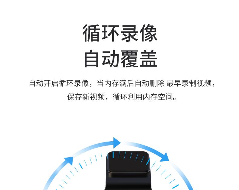 惠普 F960X 高清夜视行车记录仪 赠32G内存卡 内置电子狗 图23