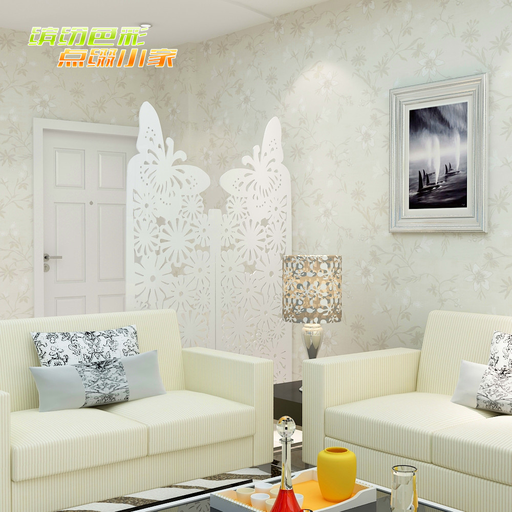 Screen dividers porch stylish living room white carved flower folding screen shop window background cutout butterfly screen