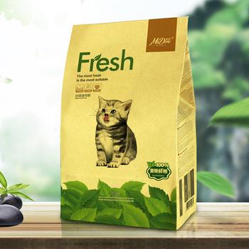 麦顿猫粮通用幼猫猫粮50g*5包