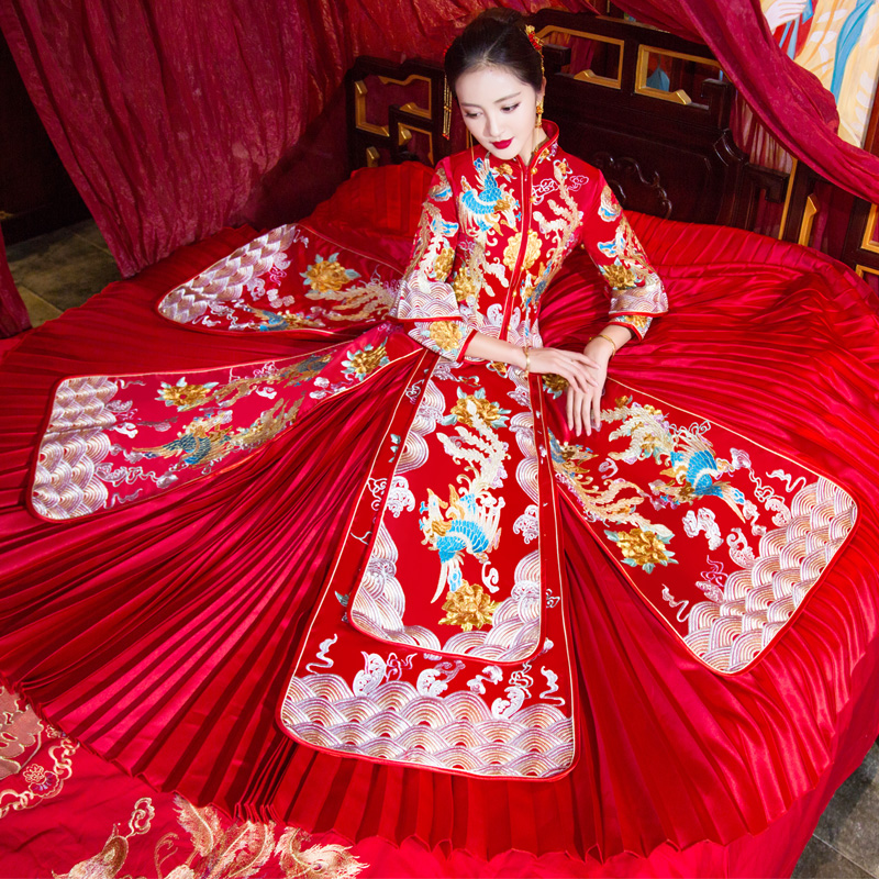 Chinese Bride Dress