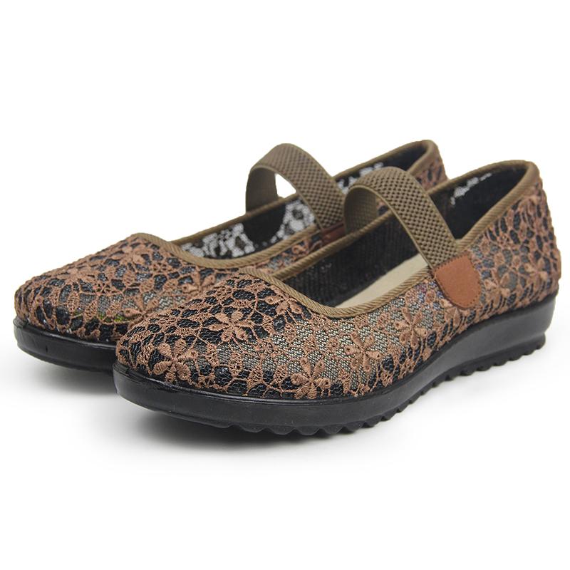 老北京布鞋女新款夏季中老年奶奶鞋券后29.80元